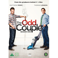 The Odd Couple - Sesong 1 (DVD)