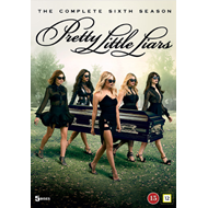 Pretty Little Liars - Sesong 6 (DK-import) (DVD)
