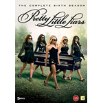 Pretty Little Liars - Sesong 6 (DVD)