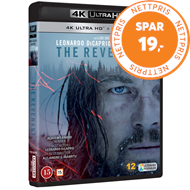 Produktbilde for The Revenant (4K Ultra HD + Blu-ray)