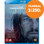 Produktbilde for The Revenant (BLU-RAY)
