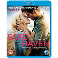 Safe Haven (UK-import) (BLU-RAY)