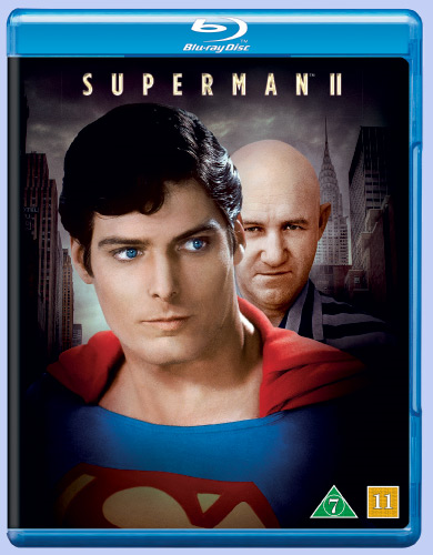 Superman 2 (BLU-RAY)