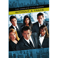 Without A Trace - Sesong 5 (DVD - SONE 1)