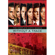 Without A Trace - Sesong 6 (DVD - SONE 1)
