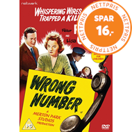 Produktbilde for Wrong Number (UK-import) (DVD)