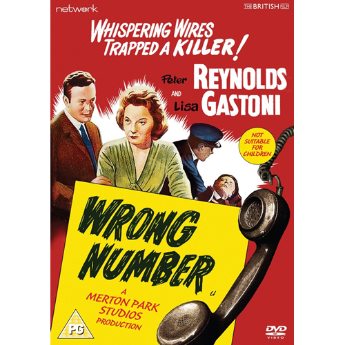Wrong Number (UK-import) (DVD)