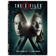 The X-Files - The Event Series (DVD)