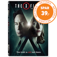 The X-Files - Sesong 10: The Event Series (DVD)