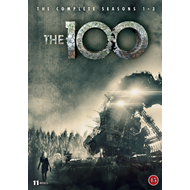 The 100 - Sesong 1 - 3 (DVD)
