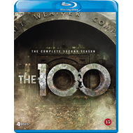 The 100 - Sesong 2 (BLU-RAY)