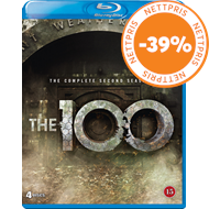 Produktbilde for The 100 - Sesong 2 (BLU-RAY)