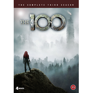 The 100 - Sesong 3 (DVD)