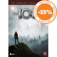 Produktbilde for The 100 - Sesong 3 (DVD)