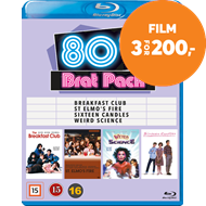Produktbilde for 80's Brat Pack (BLU-RAY)
