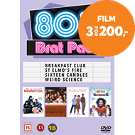 Produktbilde for 80's Brat Pack (DVD)