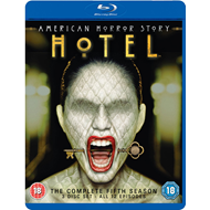 American Horror Story: Hotel - Sesong 5 (UK-import) (BLU-RAY)