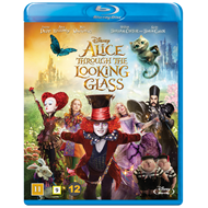 Alice Through The Looking Glass (BLU-RAY)