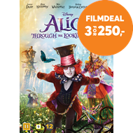 Produktbilde for Alice Through The Looking Glass (DVD)