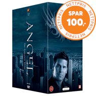 Produktbilde for Angel - Sesong 1-5: The Complete Series (DVD)