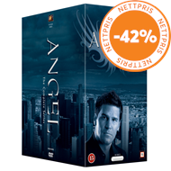 Produktbilde for Angel - The Complete Series (DVD)