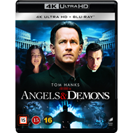 Engler Og Demoner (4K Ultra HD + Blu-ray)