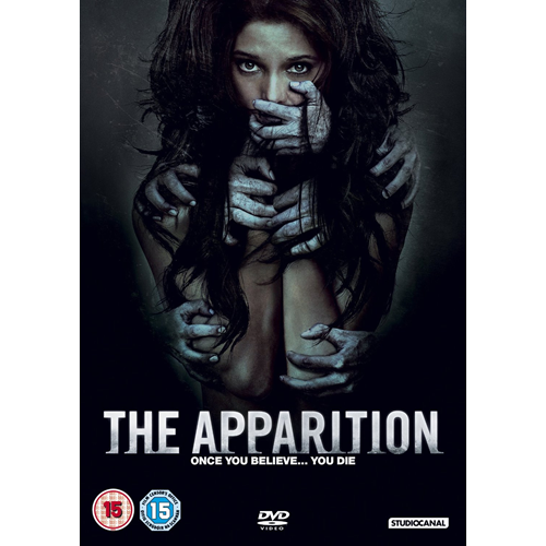 The Apparition (UK-import) (DVD)