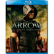 Arrow - Sesong 4 (BLU-RAY)