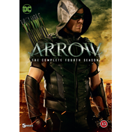 Arrow - Sesong 4 (DVD)