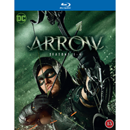 Arrow - Sesong 1 - 4 (BLU-RAY)