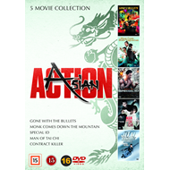 Asian Action - 5 Movie Collection (DVD)