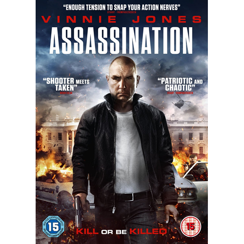 Assassination (UK-import) (DVD)