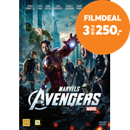 Produktbilde for Avengers 1 - The Avengers (DVD)