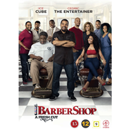 Barbershop - A Fresh Cut (DVD)
