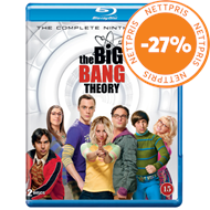 Produktbilde for The Big Bang Theory - Sesong 9 (BLU-RAY)