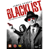The Blacklist - Sesong 3 (DVD)