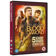 Blood Diamond (UK-import) (DVD)