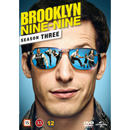 Brooklyn Nine-Nine - Sesong 3 (DVD)