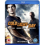 The Cold Light Of Day (UK-import) (BLU-RAY)