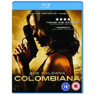 Colombiana (UK-import) (BLU-RAY)