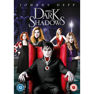 Dark Shadows (UK-import) (DVD)