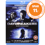 Produktbilde for Daybreakers (UK-import) (BLU-RAY)