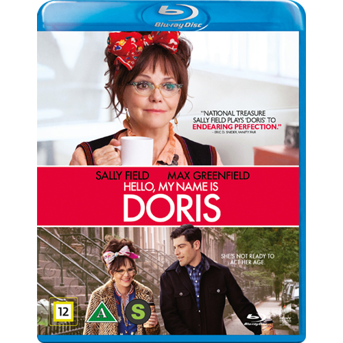Hello My Name Is Doris (BLU-RAY)