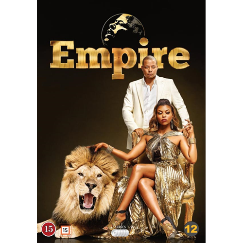 Empire - Sesong 2 (DVD)