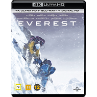 Everest (4K Ultra HD + Blu-ray)