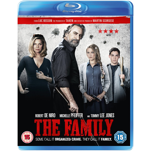 The Family (UK-import) (BLU-RAY)