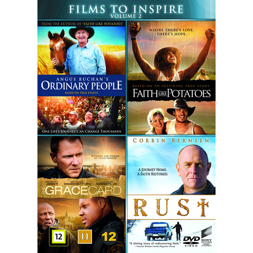 Films To Inspire Vol. 2 (DVD)