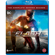 The Flash - Sesong 2 (BLU-RAY)