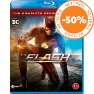 Produktbilde for The Flash - Sesong 2 (BLU-RAY)