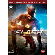The Flash - Sesong 2 (DVD)
